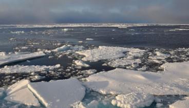 Το 2018 η δεύτερη πιο ζεστή χρονιά από το 1900 για την Αρκτική