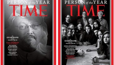 Time: Πρόσωπο της χρονιάς ο Τζαμάλ Κασόγκι