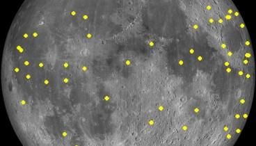 Το Εθνικό Αστεροσκοπείο απαθανατίζει λάμψεις στη Σελήνη