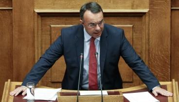 Σταϊκούρας: Η κυβέρνηση ναρκοθετεί τα θεμέλια της οικονομίας
