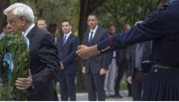 Πρ. Παυλόπουλος: Δεν ξεχνάμε, ποτέ ξανά