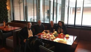 Θεσσαλονίκη: Συνάντηση των «πέντε» με την «Πρωτοβουλία»