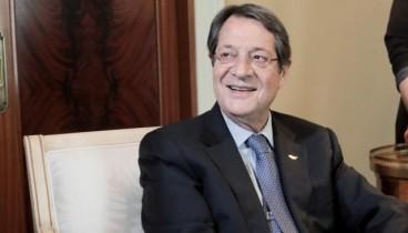Κύπρος: «Δημιουργική και παραγωγική» η συνάντηση Αναστασιάδη-Λουτ