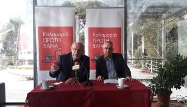 Άρης Τεμεκενίδης: Η Καλαμαριά χρειάζεται υγιείς δυνάμεις για να γίνει «Πρώτη Ξανά»