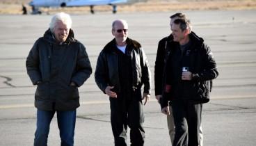 Ο Ρίτσαρντ Μπράνσον έβαλε στόχο την πρώτη τουριστική πτήση στο διάστημα μέχρι τον Μάρτιο του 2019