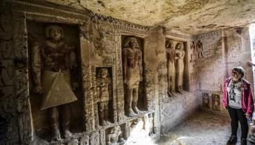 Ανακαλύφθηκε τάφος 4400 ετών στην Αίγυπτο