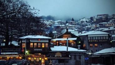 Γεμίζουν τα ξενοδοχεία στους χειμερινούς προορισμούς