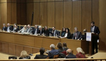 Χρ. Σεβαστίδης: Η Δικαιοσύνη μήλον της έριδος ανάμεσα σε κόμματα και συμφέροντα