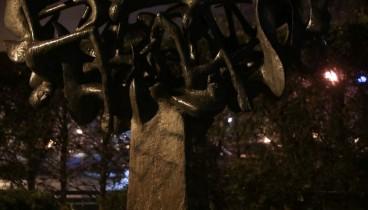 Θεσσαλονίκη: Η πρεσβεία του Ισραήλ καταδικάζει την βεβήλωση του Μνημείου του Ολοκαυτώματος