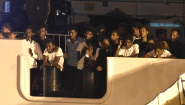 Ρώμη: Διαδήλωση για τα δικαιώματα των μεταναστών