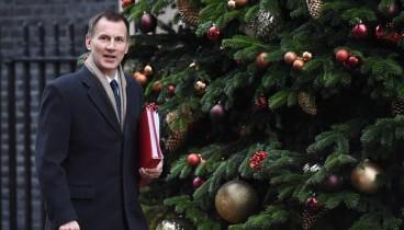 Αισιόδοξος ο ΥΠΕΞ του Ηνωμένου Βασιλείου για τη συμφωνία της Τ. Μέι