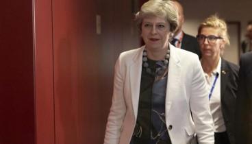 Τ. Μέι: Μέσα Ιανουαρίου η νέα ψηφοφορία στο κοινοβούλιο για το Brexit