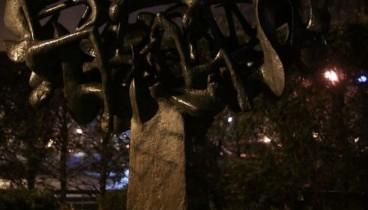 Ορφανός και Ψωμιάδης καταδίκασαν τη βεβήλωση του Μνημείου Ολοκαυτώματος της Θεσσαλονίκης