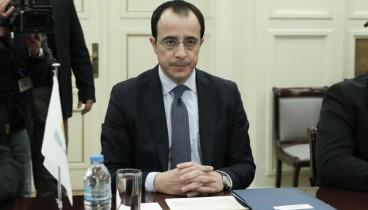 Κύπριος ΥΠΕΞ: Ξεκάθαρη η θέση των ΗΠΑ για ΑΟΖ
