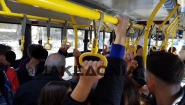 Παράπονο επιβατών ΟΑΣΘ: Δεν είμαστε πρόβατα