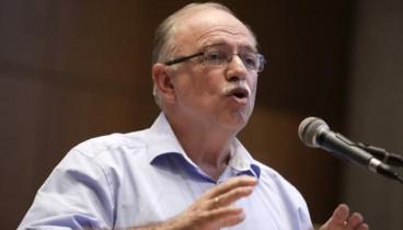 """Δ. Παπαδημούλης: Βέμπερ-Αβραμόπουλος δεν στήριξαν την άθλια συκοφαντία """"έδωσαν τη Μακεδονία"""""""