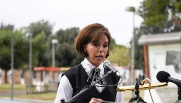 Πατουλίδου: Η κατάσταση με την καύση πλαστικών στην Περαία χειροτερεύει