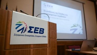 ΣΕΒ: Κρίσιμες και για την Ελλάδα και για την Ευρώπη οι ευρωεκλογές