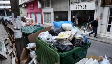 Θεσσαλονίκη: Τοποθετούνται 3.500 νέοι κάδοι απορριμμάτων με... ταυτότητα