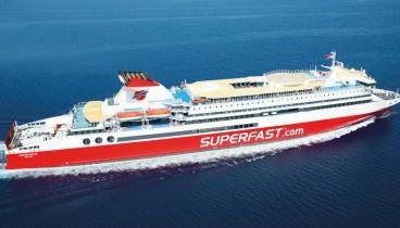 Πλοίο με 126 επιβάτες προσέκρουσε στο λιμάνι της Πάτρας