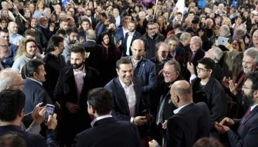 Μηνύσεις για τις προσαγωγές στην ομιλία Τσίπρα στην Θεσσαλονίκη