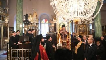 Βαρθολομαίος: Κάθε ναός είναι τόσον μέγας όσον η μεγαλοπρεπής Αγιά Σοφιά