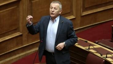 Επίθεση Παφίλη σε ΣΥΡΙΖΑ και ΝΔ για τις «ίδιες αντιλαϊκές πολιτικές»