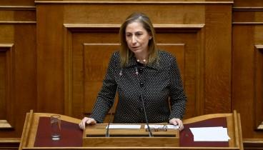 Οκτώ χιλιάδες προσλήψεις το 2019 προανήγγειλε η Ξενογιαννακοπούλου