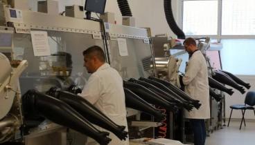 ΑΠΘ: Παράθυρο στο μέλλον το εργαστήριο νανοτεχνολογίας