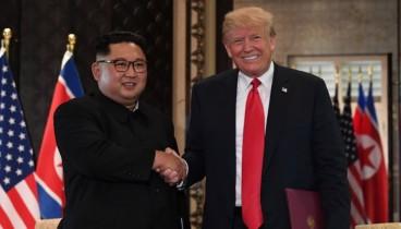 Για την αποπυρηνικοποίηση της Κορέας συζήτησαν οι Μ. Πομπέο και Κιμ Γιονγκ Τσολ