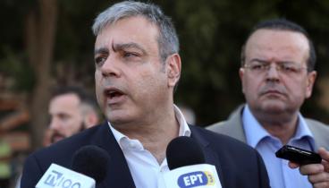 Βερναρδάκης: Οι εκλογές θα γίνουν στο τέλος της τετραετίας, διότι αυτός ήταν ο σχεδιασμός μας