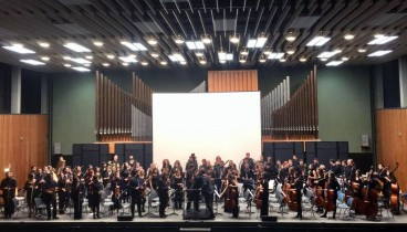 Το βάπτισμα του πυρός στο εξωτερικό πήρε η Συμφωνική Ορχήστρα του ΠΑΜΑΚ
