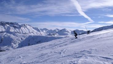 Aγνοείται σκιέρ σε χιονοδρομικό κέντρο της Πιερίας