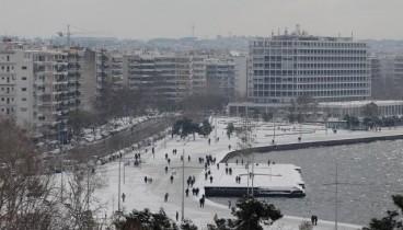 Περιφέρεια Κ. Μακεδονίας: Επί ποδός για το νέο κύμα χιονιά