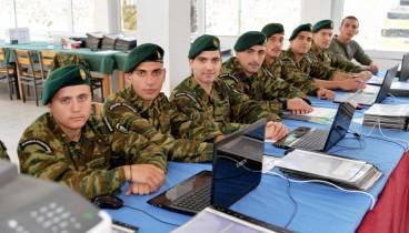 Μειώνονται οι ΕΣΣΟ στο στρατό ξηράς