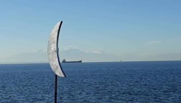 """Θεσσαλονίκη: Η παραλία έχει και πάλι το """"Φεγγαράκι"""" της"""