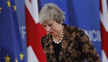 Σήμερα κρίνεται η τύχη του Brexit
