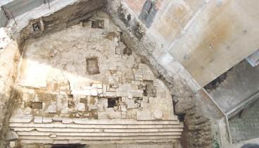 """Θεσσαλονίκη: """"Παρεξήγηση"""" η κατάχωση του ναού της Αφροδίτης"""