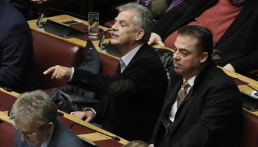 Δανέλλης στη Βουλή: Ο Κ. Μητσοτάκης παραποιεί την αλήθεια