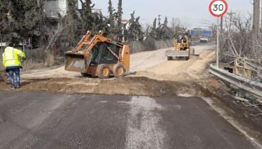 Ξεκίνησαν οι εργασίες στη γέφυρα σύνδεσης με το λιμάνι Θεσσαλονίκης