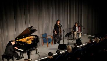 Με Μαρία Φαραντούρη άνοιξε τις πύλες του το Hellas Filmbox στο Βερολίνο