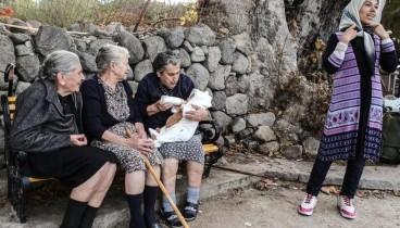 Μυτιλήνη: Πέθανε η γιαγιά Μαρίτσα, σύμβολο αλληλεγγύης στους πρόσφυγες