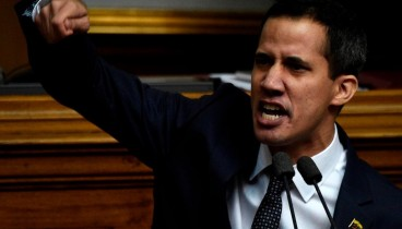 Απελευθερώθηκε ο πρόεδρος του Κογκρέσου της Βενεζουέλας