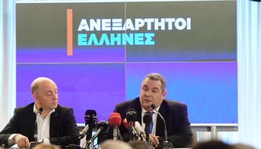 """""""Αν ο Μητσοτάκης πει πως δεν υπάρχει καμία λύση με τον όρο 'Μακεδονία' υπογράφω πρόταση μομφής"""" είπε ο Πάνος Καμμένος"""