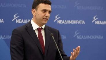 Β. Κικίλιας: Βουλευτές «λυγίζουν» τον αξιακό τους κώδικα, προκειμένου να έχουν πολιτικό μέλλον