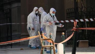 Ανάληψη ευθύνης για την έκρηξη έξω από τον Άγιο Διονύσιο στο Κολωνάκι