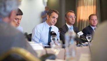 Νέα Δημοκρατία: Οι εκλογές και τα τρία σενάρια
