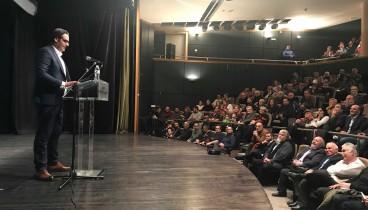 """Με ένα """"Άλμα στο μέλλον"""" ο Λάζαρος Ωραιόπουλος θα διεκδικήσει τον Δήμο Νεάπολης- Συκεών"""