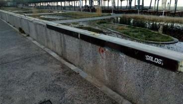Θεσσαλονίκη: Κλοπή 3,5 τόνων χαλκού από τον Κήπο του Νερού στη νέα παραλία