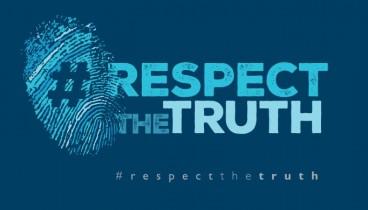 Σεβασμός στην αλήθεια ή Respect the truth